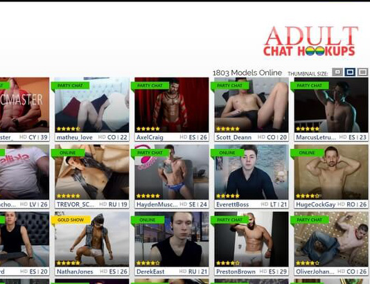 Adult Chat Hookups Review