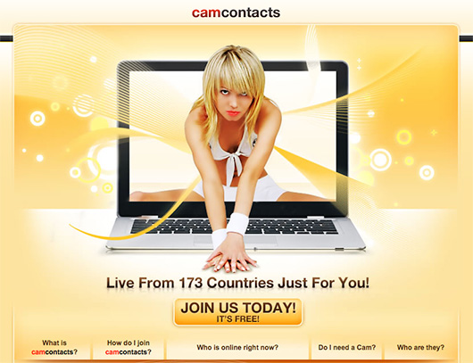 Camcontacts Review